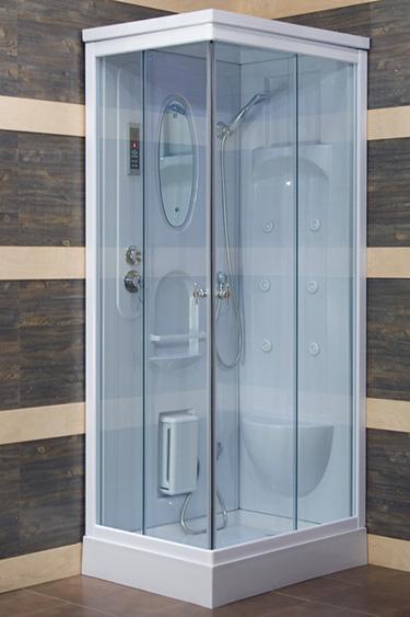 Box doccia italia cabina idromassaggio 6 getti cm 70x90 for Cabine doccia prezzi