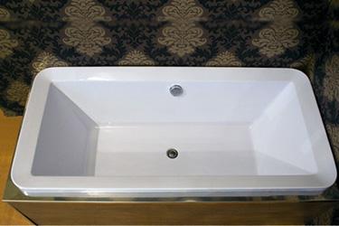 Box doccia italia vasca da incasso cm 170x80 - Vasche da bagno a incasso ...